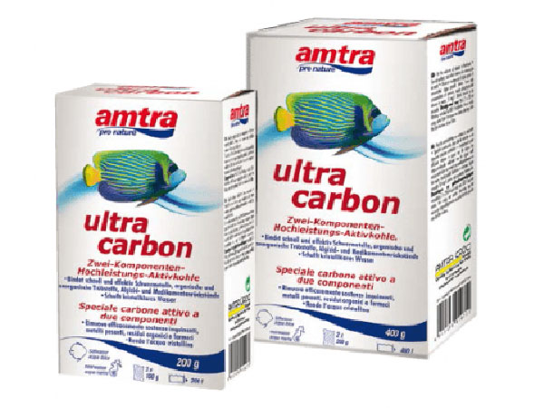 Carbune actviv Amtra Ultra 200g