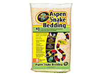Substrat natural Zoo Med Aspen Snake Bedding 8.8L