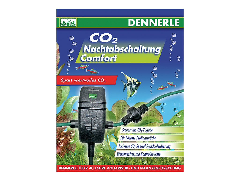 Electrovalva CO2 Dennerle Night Cut Off Valve COMFORT