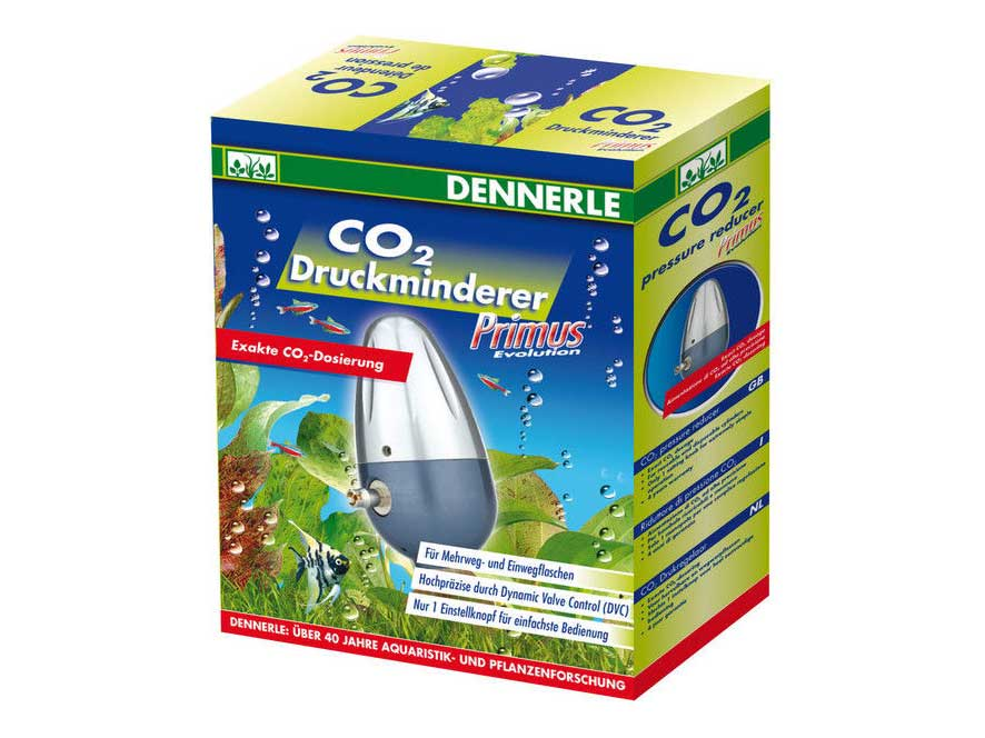 Reductor presiune CO2 Dennerle Evolution PRIMUS