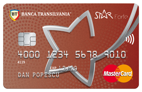 Card Star Forte Star BT