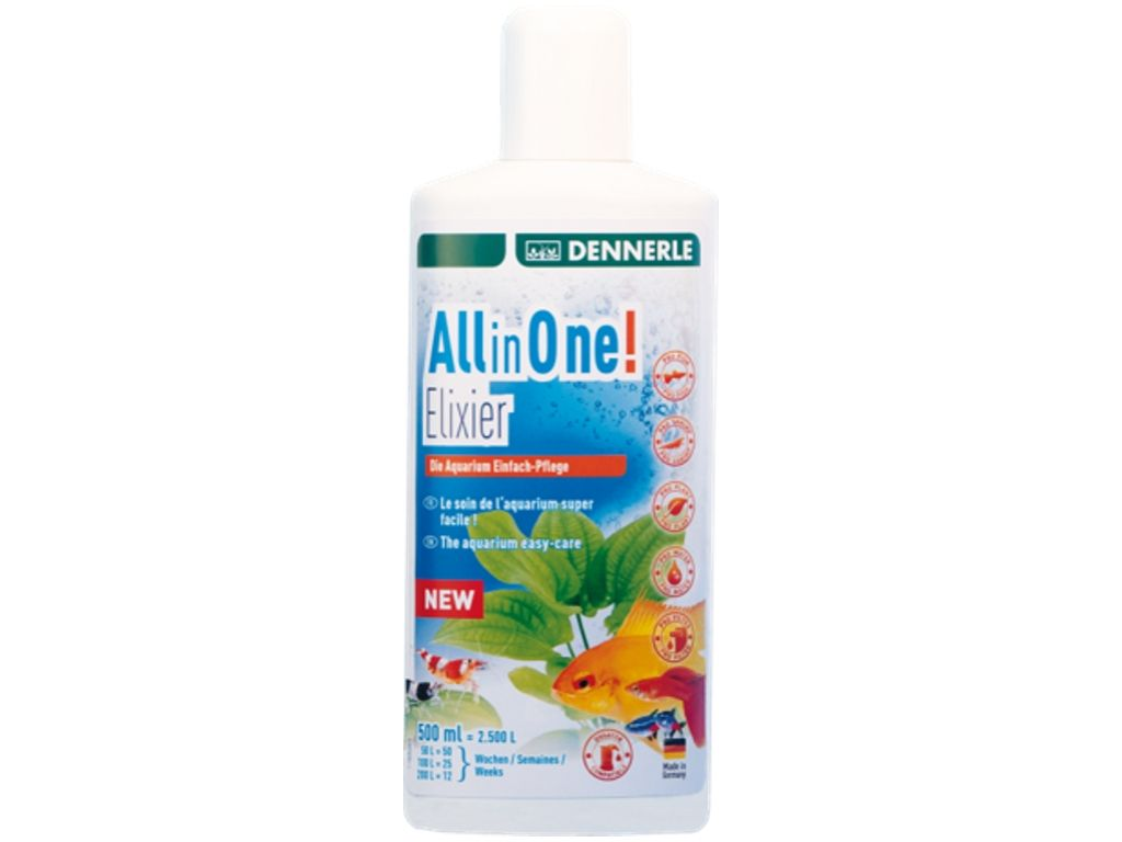 Dennerle All in One Elixier 100 ml pentru 500 l
