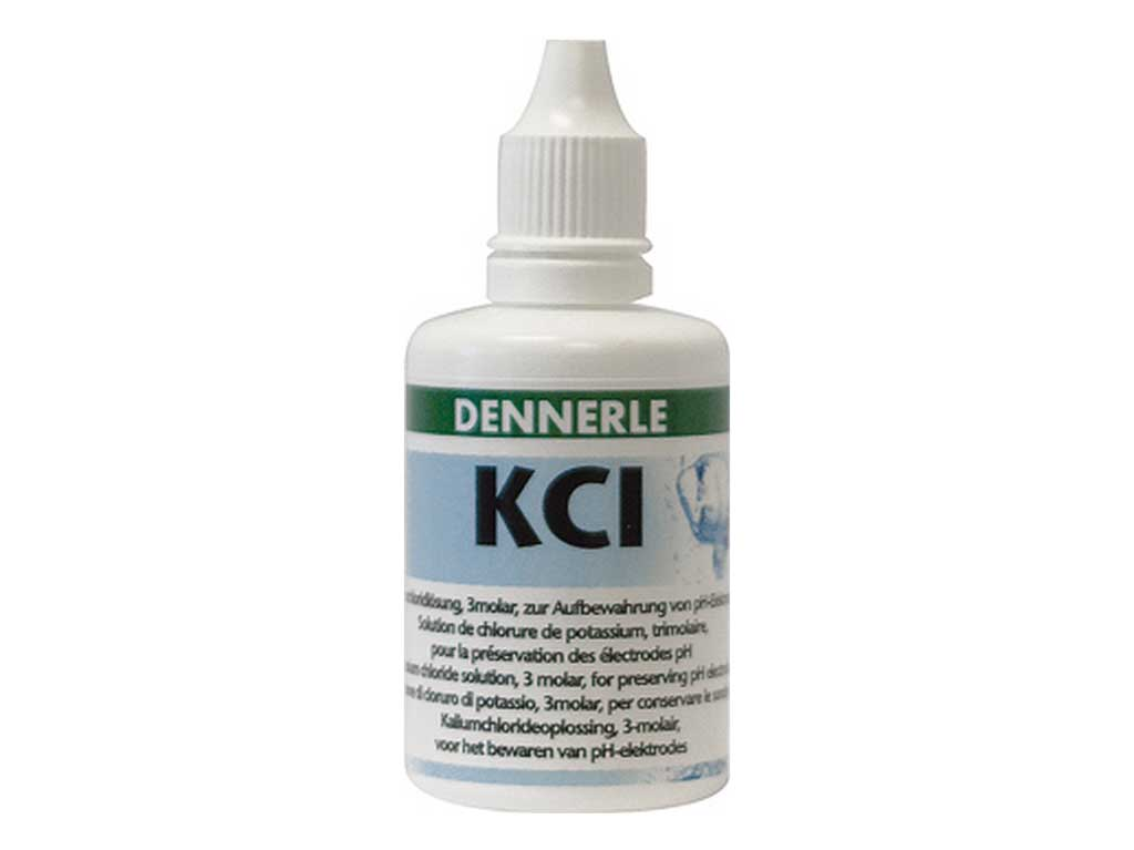 Solutie stocare sonda ph Dennerle KCL-solution
