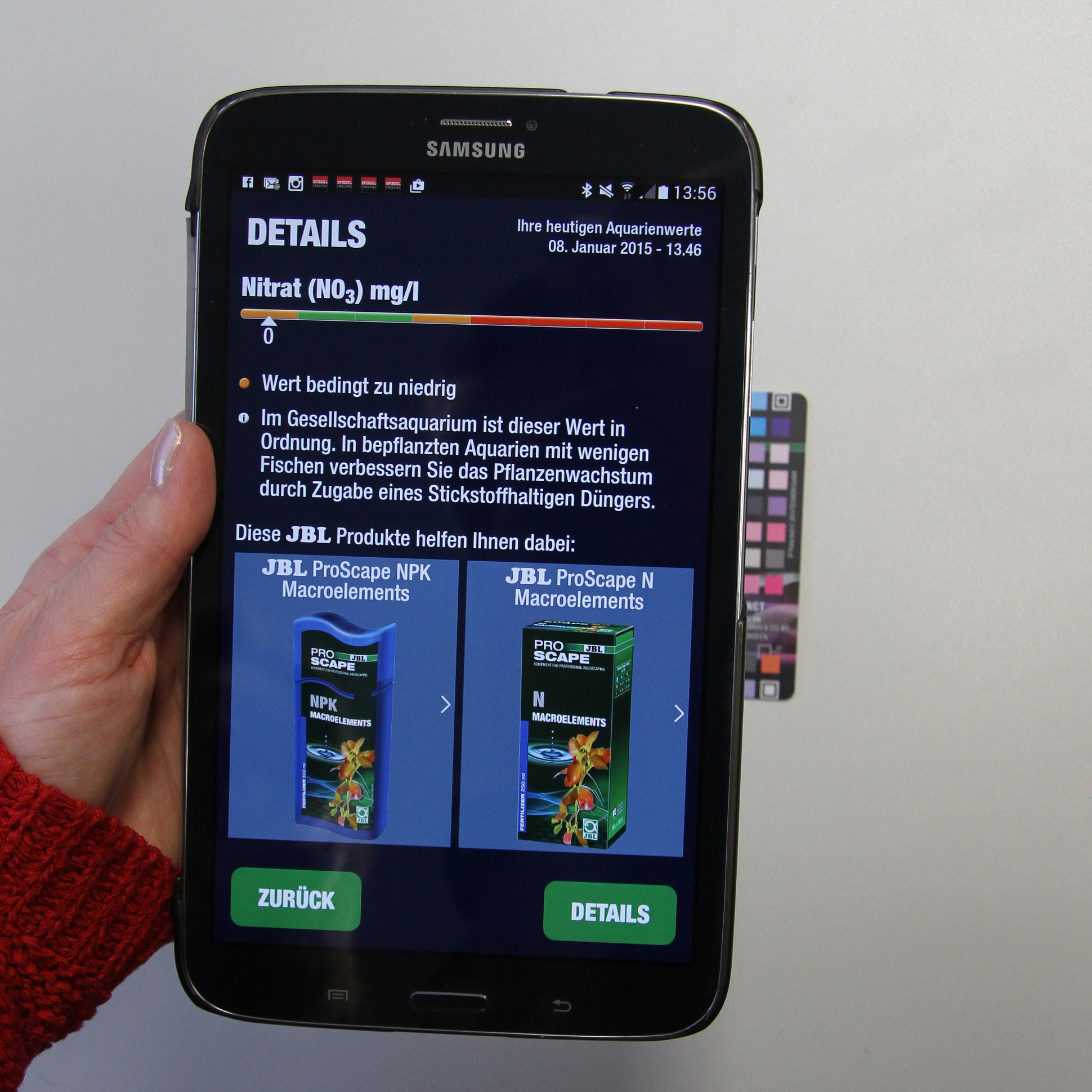 kit teste jbl proscan cu evaluare rezultate pe smartphone. Black Bedroom Furniture Sets. Home Design Ideas