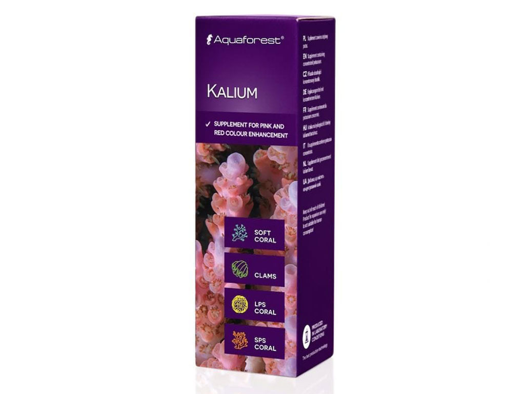 Supliment Potasiu Aquaforest Kalium 10ml