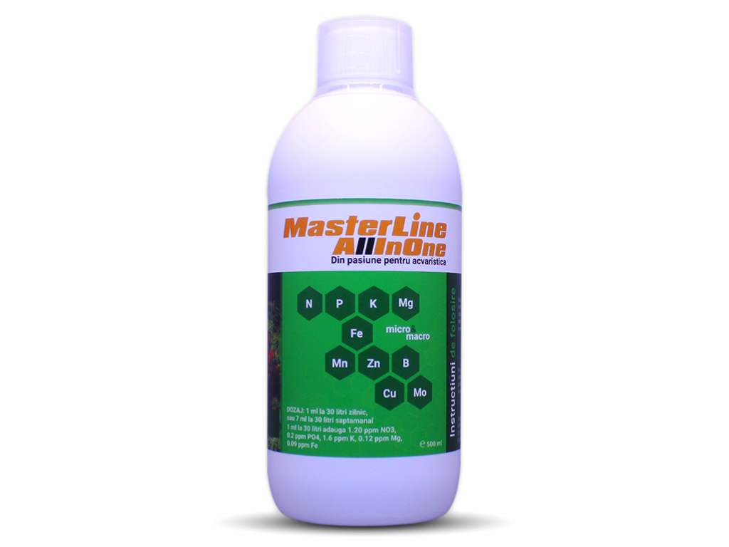 Fertilizant complet MasterLine All in One 500ml