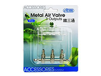 Metal Air Valve 3 Output