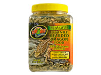 Hrana agama cu barba Zoo Med Natural Food - Juvenile 567g