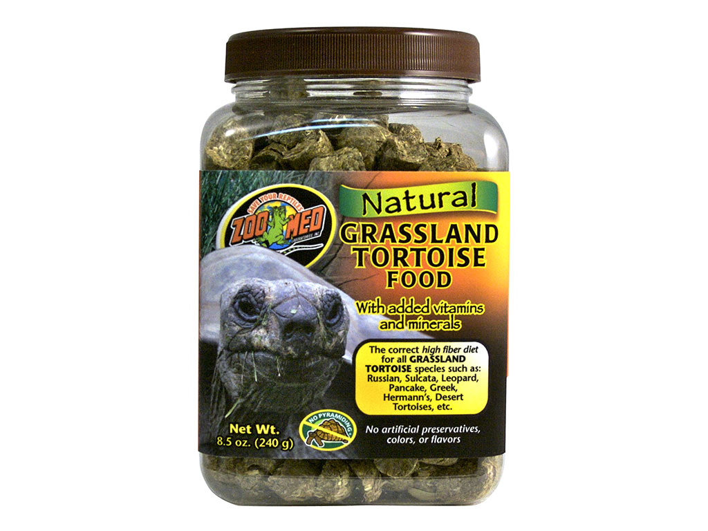 Hrana testoase Zoo Med Natural Grassland Tortoise Food 425g