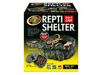 Pestera Zoo Med Repti Shelter 3 in 1 Cave Small