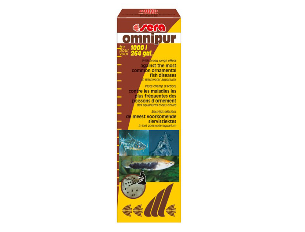 Tratament general Sera Omnipur 50ml