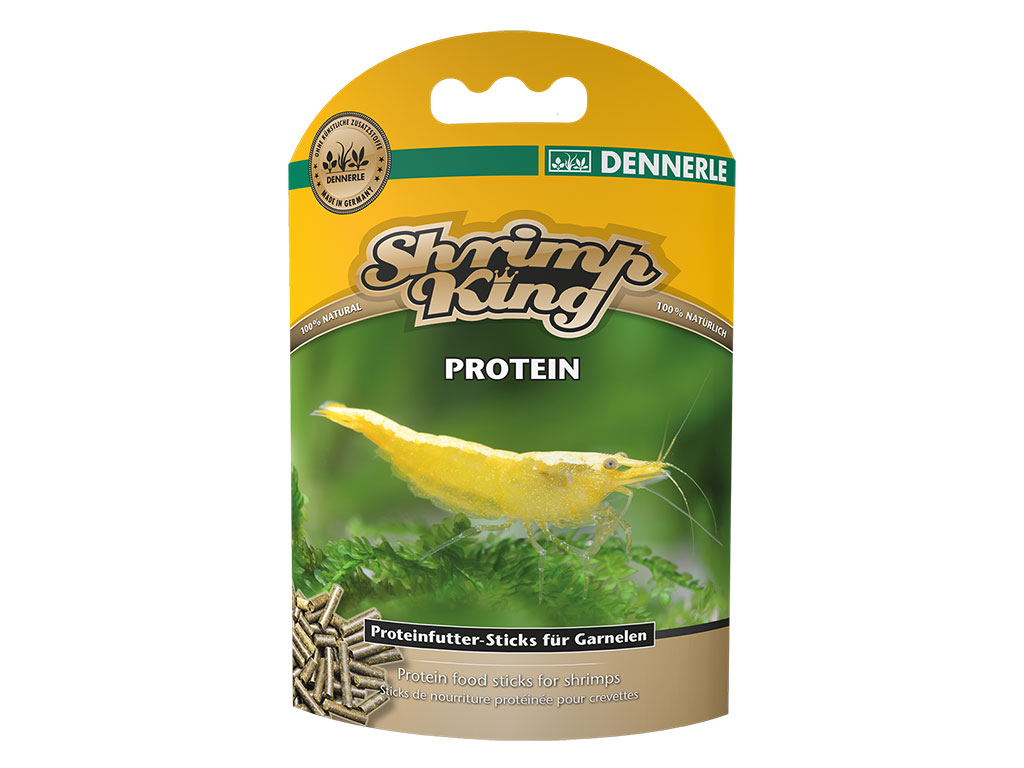 Shrimp King Protein - Protein fish food INT