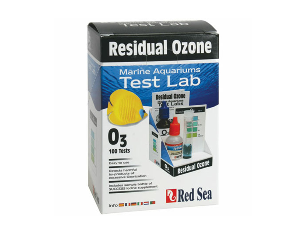 Tester Red Sea Ozone residuel