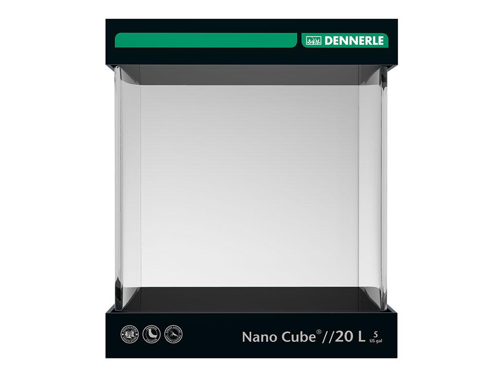 acvariu dennerle nano cube 20l. Black Bedroom Furniture Sets. Home Design Ideas
