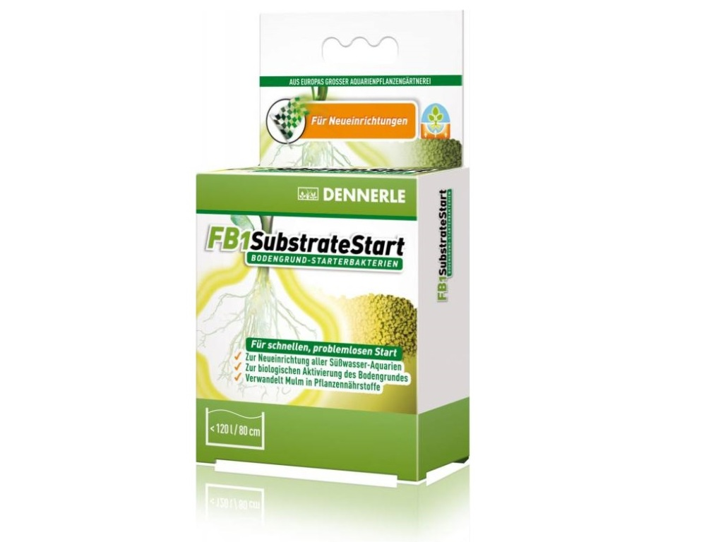Bacterii Dennerle FB1 Substrate Start