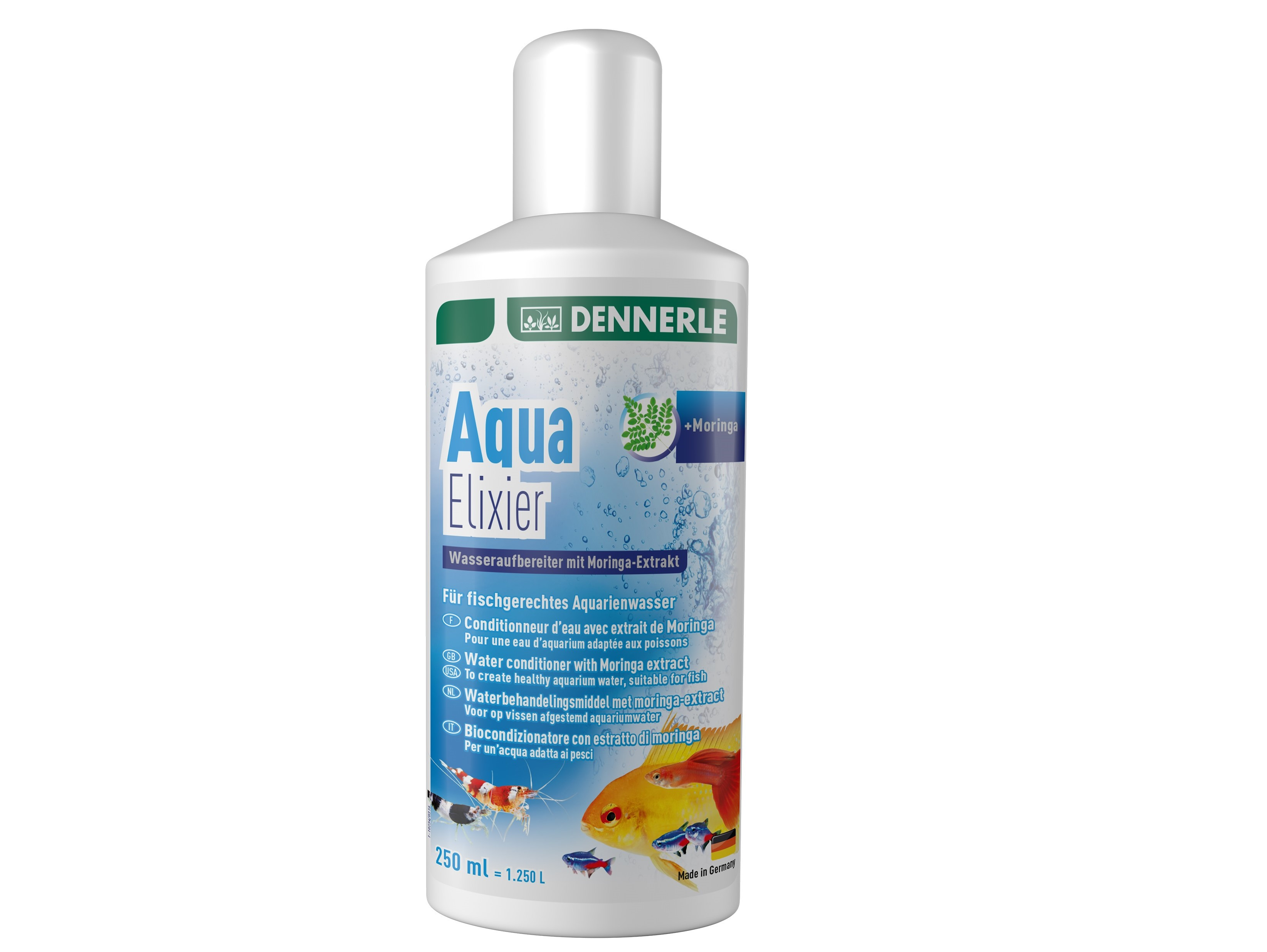 Conditioner general Dennerle Aqua Elixier 250ml pt 1250l