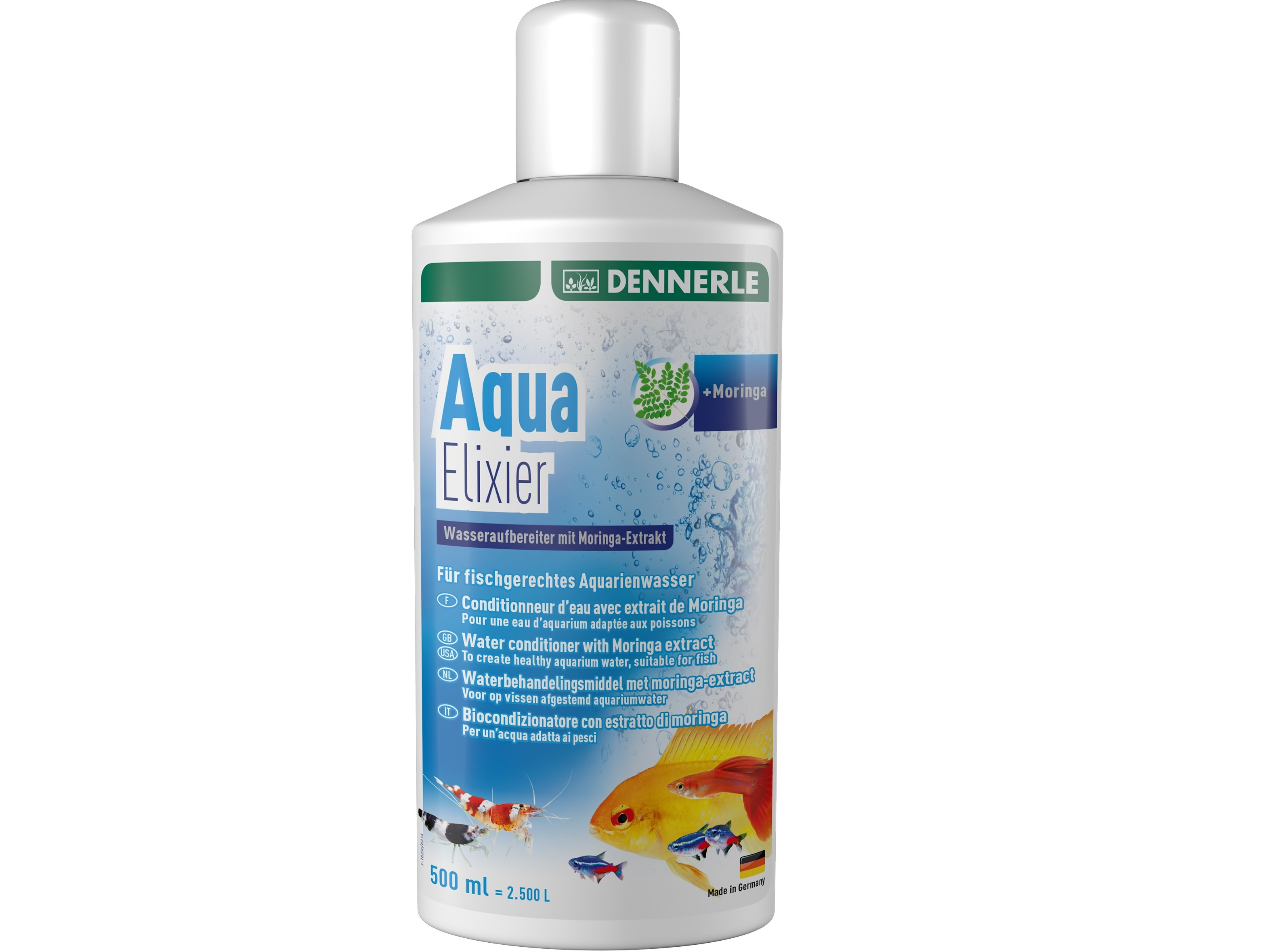 Conditioner general Dennerle Aqua Elixier 500ml pt 2500l