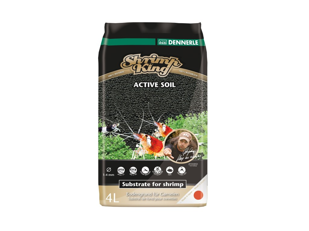 Sol activ Dennerle Shrimp King 4l