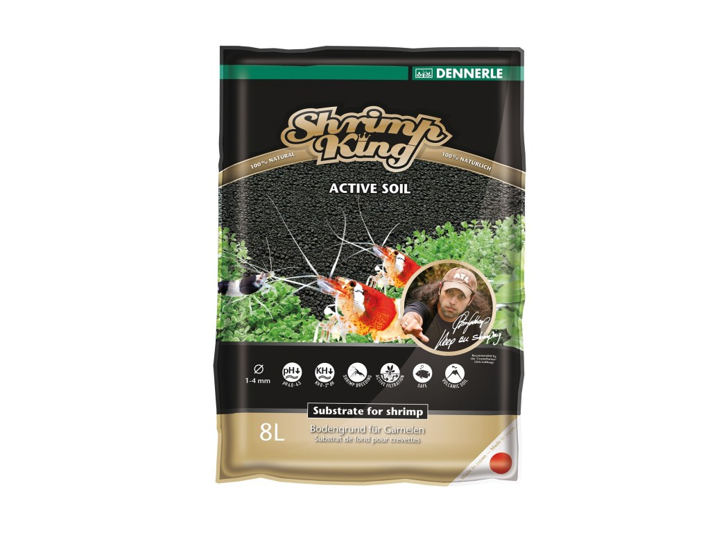 Sol activ Dennerle Shrimp King 8l