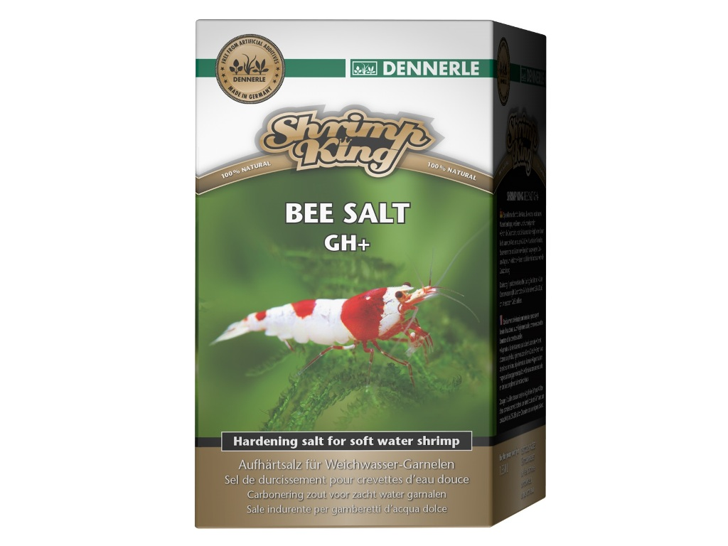 Minerale Dennerle King Bee Salt GH+ 200g