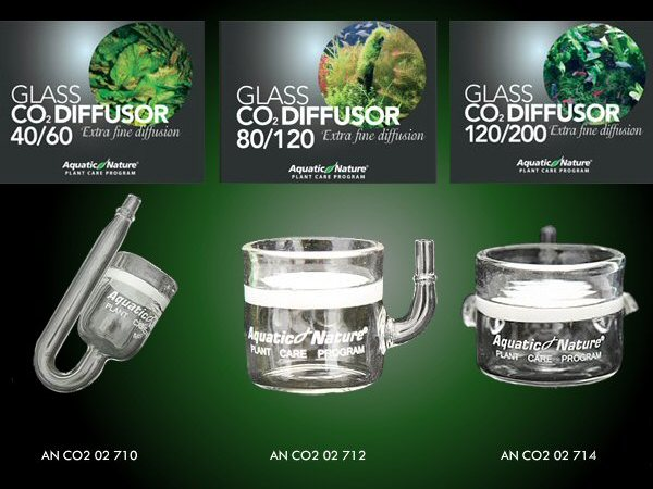 Difuzor CO2 Aquatic Nature 80/120