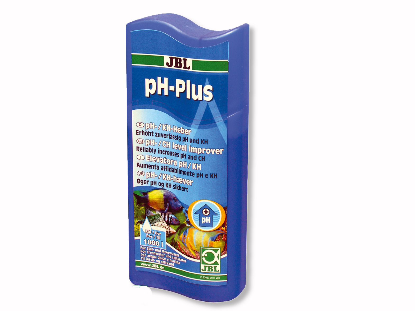 JBL pH-plus (Aqualkal) - JBL pH-plus 100 ml