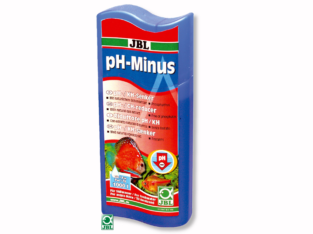 JBL pH-minus (Aquacid) - Aquacid 100 ml