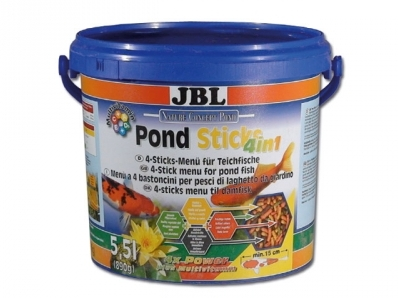 JBL Pond Sticks 4 in 1 - 5.5 l