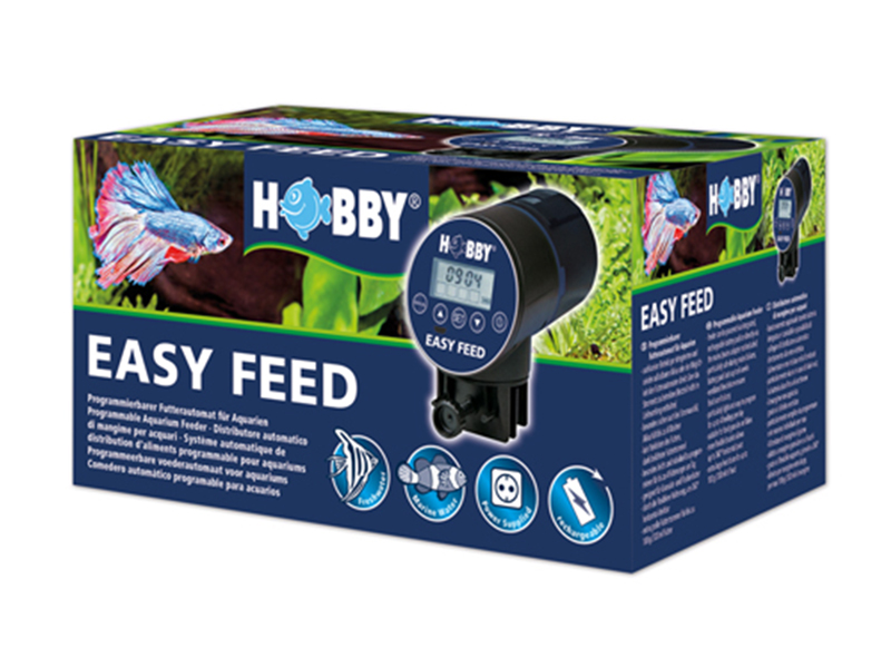 Hranitor automat pesti Hobby Easy Feed