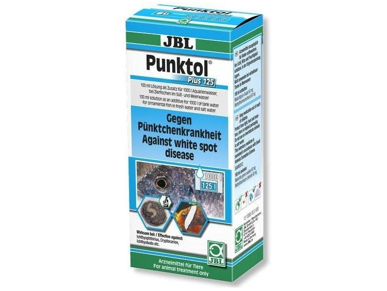 JBL Punktol Plus - 125 (100 ml)