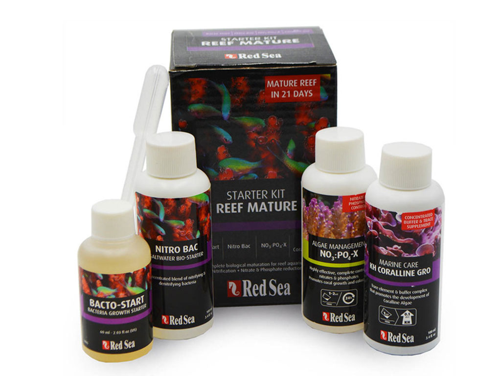 Kit startare acvariu marin Red Sea Reed Mature