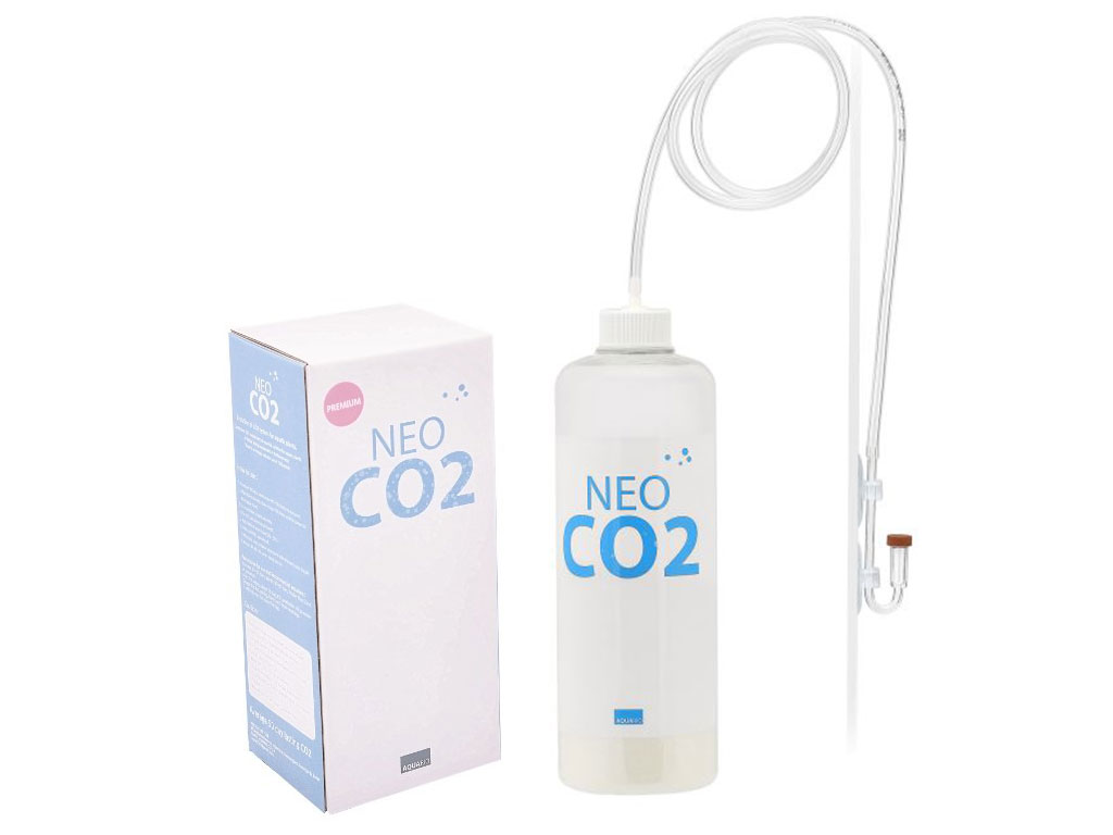 Sistem CO2 Aquario NEO biologic 50 zile