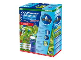 Set CO2 Dennerle 300 QUANTUM Disposable 500g