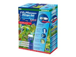 Set CO2 Dennerle 300 QUANTUM Space 500g