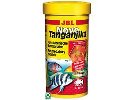 Hrana cichlide carnivore JBL NovoTanganyika 250ml thumbnail
