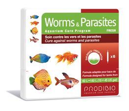 Prodibio Worms&Parasites apa dulce 6 fiole thumbnail