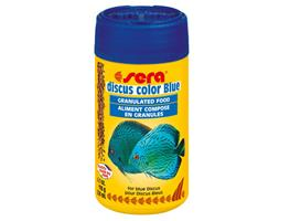 Hrana granulata Sera Discus Color Blue - 100 ml thumbnail