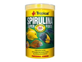 Tropical Spirulina Super Forte Fulgi 250ml