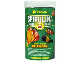 Tropical Spirulina Super Forte Mini granulat 100ml