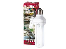 Bec Hobby Compact Jungle UV-B 4% 23W