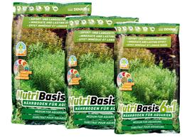 Substrat fertilizant Dennerle NutriBasis 6in1 2.4kg pt 50-70l