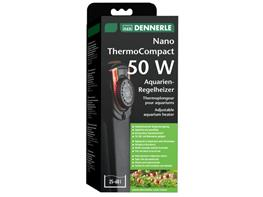Incalzitor plastic Dennerle Nano ThermoCompact  50W pt 25-60l