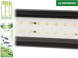 Lampa Dennerle Trocal LED 160cm/90W pt acvarii 158-175cm
